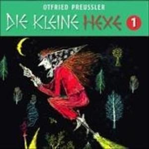 Die kleine Hexe (Neuproduktion) - CD / 01: Die kleine Hexe (Otfried Preußler) | Cover