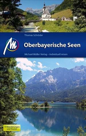 Oberbayerische Seen: Reiseführer mit vielen praktischen Tipps. | Cover