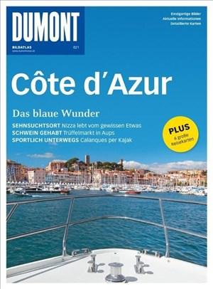 DuMont Bildatlas Côte d´Azur | Cover