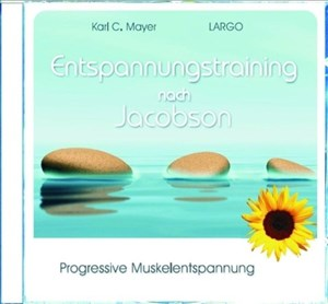 Entspannungstraining nach Jacobson - Progressive Muskelentspannung mit Entspannungsmusik | Cover