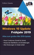 Windows 10 Update - Frühjahr 2019