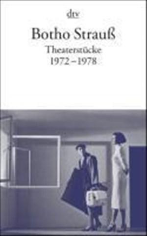 Theaterstücke I: 1972 - 1978 | Cover