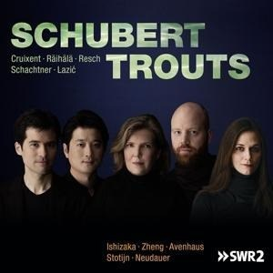 Schubert Trouts | Cover