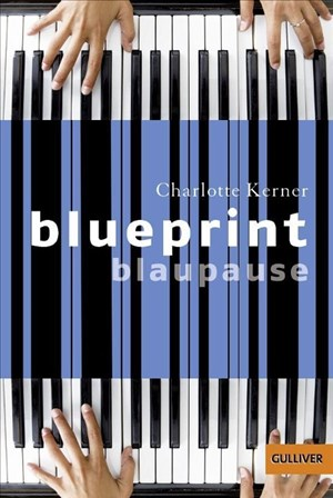 Gulliver, 1102: Blueprint Blaupause. Roman | Cover
