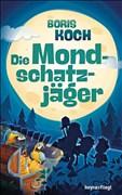 Die Mondschatzjäger: Roman