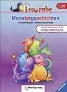 Leserabe – Monstergeschichten: Band 12, Lesestufe 1
