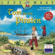 LESEMAUS 27: Tom bei den Piraten