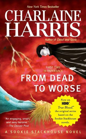 From Dead to Worse (Sookie Stackhouse/True Blood, Band 8) | Cover