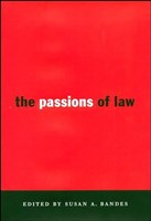 The Passions of Law (Critical America)