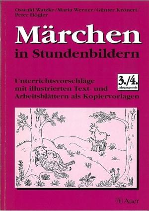 Märchen in Stundenbildern, Klasse 3/4   Cover