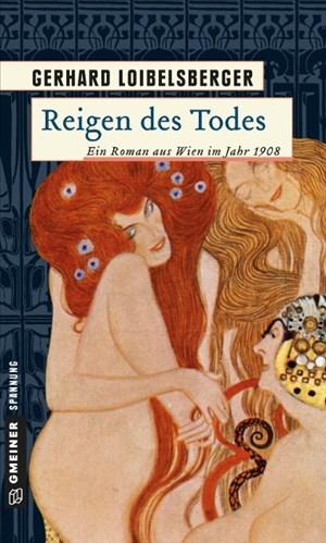 Reigen des Todes: Historischer Roman (Inspector Nechyba) | Cover
