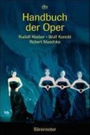 Handbuch der Oper (dtv Sachbuch)   Cover