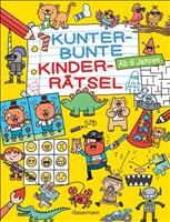 Kunterbunte Kinderrätsel: Ab 6 Jahren