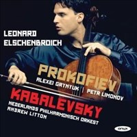 Prokofieff/Kabalewsky: Cellosonate in C op. 119/Marsch/Cellokonzert Nr. 2 in C Op. 77