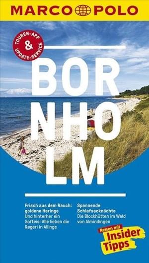 MARCO POLO Reiseführer Bornholm: Reisen mit Insider-Tipps. Inklusive kostenloser Touren-App & Events&News   Cover