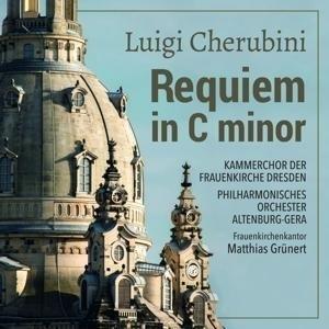 Requiem C-Moll | Cover
