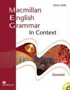 Macmillan English Grammar In Context Essential Pack without