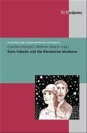 Hans Fallada und die literarische Moderne (Deutschsprachige Gegenwartsliteratur und Medien, Band 6) | Cover