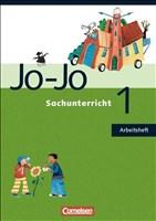 Jo-Jo Sachunterricht - Ausgabe N - Bisherige Ausgabe: 1. Schuljahr - Arbeitsheft