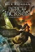 Percy Jackson and the Olympians, Book Five The Last Olympian (Percy Jackson & the Olympians, Band 5)