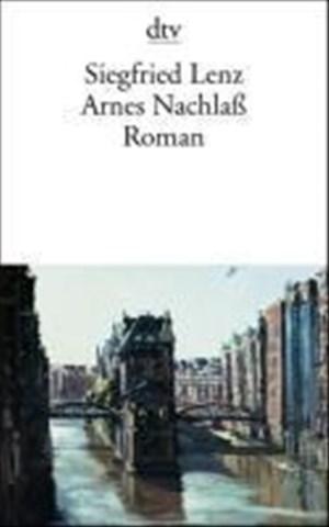 Arnes Nachlaß: Roman | Cover