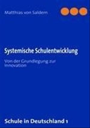 Systemische Schulentwicklung   Cover
