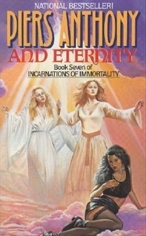 And Eternity (Incarnations of Immortality, Band 7) | Cover