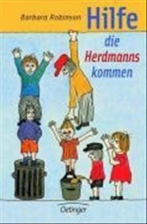 Hilfe, die Herdmanns kommen | Cover