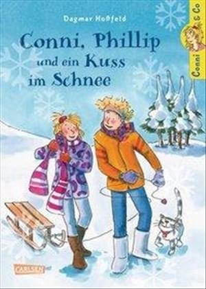 Conni & Co 9: Conni, Phillip und ein Kuss im Schnee (9) | Cover