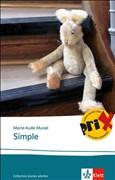 Simple: Schulausgabe für das Niveau B2. Französischer Originaltext mit Annotationen (Éditions Klett)