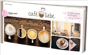 Caféliebe: Café-Gutschein-Führer Rheinhessen 2017 | Cover