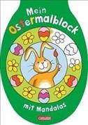 Mein Oster-Malblock mit Mandalas: Über 40 zauberhafte Mandalas für die Frühlingszeit