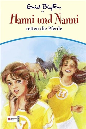 Hanni & Nanni, Band 19: Hanni und Nanni retten die Pferde | Cover