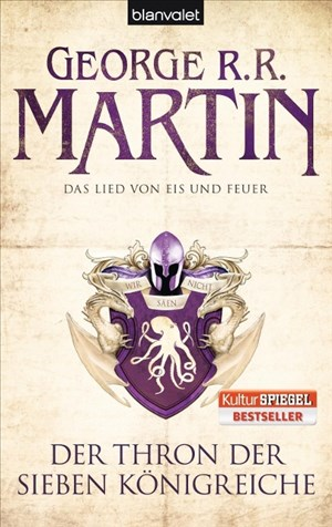 Das Lied von Eis und Feuer 03: Der Thron der Sieben Königreiche   Cover