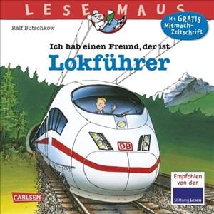 LESEMAUS 48: Ich hab einen Freund, der ist Lokführer (48) | Cover
