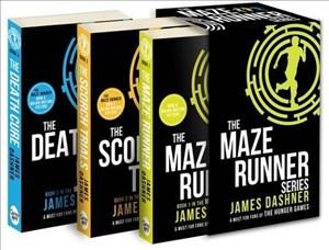 Dashner, J: Classic Box Set (Maze Runner Series) | Cover