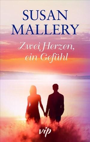 Zwei Herzen, ein Gefühl: Zwei Romane in einem Band | Cover