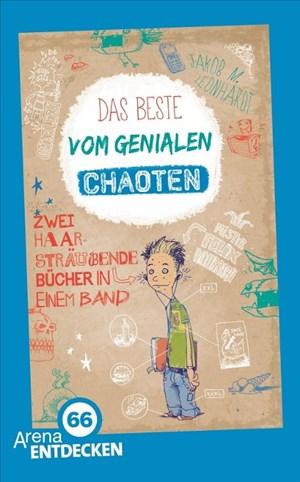 Das Beste vom genialen Chaoten: Zwei haarsträubende Bücher in einem Band. Limitierte Jubiläumsausgabe | Cover