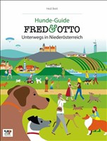 FRED & OTTO unterwegs in Niederösterreich: Hunde-Guide (Hunde-Guides)