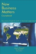 New Business Matters, Coursebook: Business English with a Lexical Approach