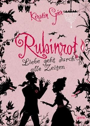 Rubinrot: Liebe geht durch alle Zeiten | Cover