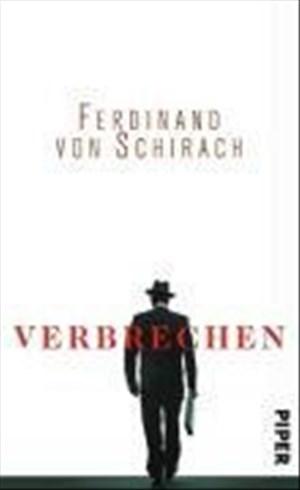 Verbrechen: Stories | Cover