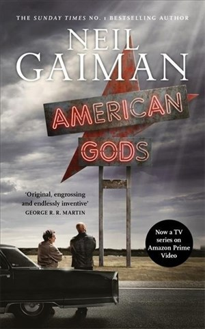 American Gods: TV Tie-In | Cover