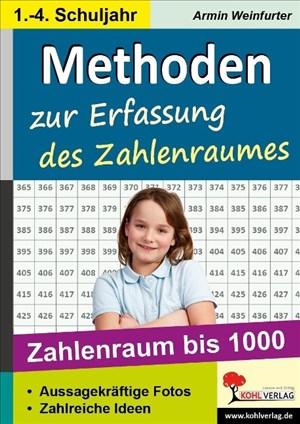 Methoden zur Zahlenraumerfassung: Zahlenraum bis 1000   Cover