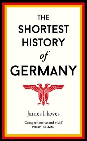 The Shortest History of Germany | Cover