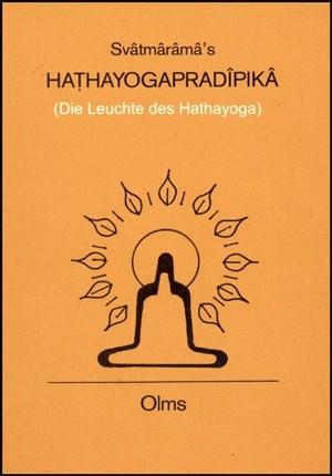 Svâtmârâmas Hathayogapradîpikâ: Die Leuchte des Hathayoga | Cover
