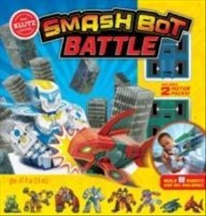 Smash Bot Battle (Klutz) | Cover
