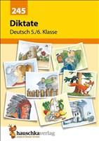 Deutsch - Diktate. Diktate 5./6. Klasse. Häufige Fehlerwörter