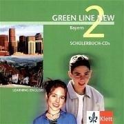 Green Line NEW Bayern: Begleit-CDs zum Schülerbuch Band 2: 6. Schuljahr (Green Line NEW. Ausgabe für Bayern)