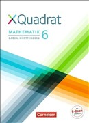 XQuadrat - Baden-Württemberg: 6. Schuljahr - Schülerbuch